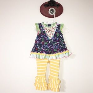 Matilda Jane Outfit Soze 3-6 Month